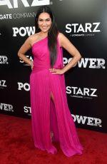 LELA LOREN at Power Season 5 Premiere in New York 06/28/2018