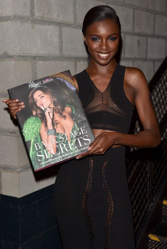 LEOMIE ANDERSON at Backstage Secrets: A Decade Behind the Scenes at Victoria