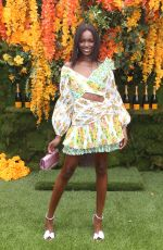 LEOMIE ANDERSON at Veuve Clicquot Polo Classic 2018 in New Jersey 06/02/2018