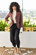 LEX SCOTT DAVIS at Superfly Photocall in Los Angeles 06/03/2018