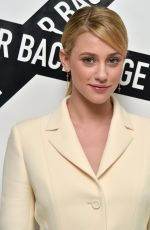 LILI REINHART at Dior Backstage Collection Dinner in New York 06/07/2018
