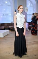 LILY NEWMARK at Elle List 2018 in London 06/04/2018
