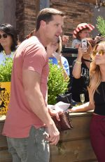 LINDSAY ELL at 6th Annual Craig Campbell Celebrity Cornhole Challenge in New York 06/05/2018