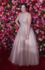 LINDSAY MENDEZ at 2018 Tony Awards in New York 06/10/2018