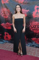 LINDSEY MORGAN at 2018 Saturn Awards in Burbank 06/27/2018