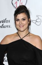 LINDSEY SHAW at 1/1 Premiere in Los Angeles 06/28/2018