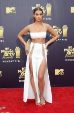 LIV POLLOCK at 2018 MTV Movie and TV Awards in Santa Monica 06/16/2018