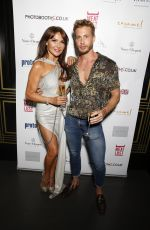 LIZZIE CUNDY at Birthday Bash at Caramel Restaurant & Lounge in London 06/12/2018