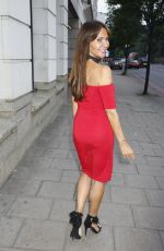 LIZZIE CUNDY at Mango Tree Opening in London 06/01/2018