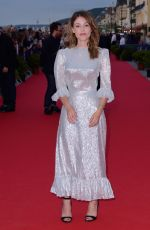 LOLA BESSIS at 2018 Cabourg Film Festival Closing Ceremony 06/16/2018