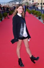 LOLA BESSIS at 32nd Cabourg Film Festival 06/15/2018