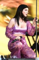 LORDE Performs at Parklife Festival at Heaton Park in Manchester 06/09/2018