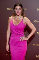 LORENA GOMEZ at Magnum Campaign Launch in Madrid 06/13/2018