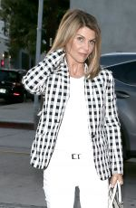 LORI LOUGHLIN Out for DInner in West Hollywood 06/14/2018