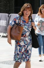 LORRAINE KELLY at ITV Studios in London 06/13/2018