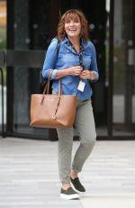 LORRAINE KELLY at ITV Studios in London 06/18/2018