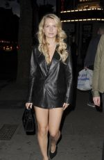 LOTTIE MOSS at Topshop Party in London 06/08/2018