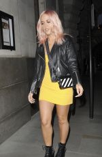 LOTTIE TOMLINSON at Revolve Presents at LA Party in London 05/31/2018