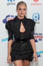 LOUISA JOHNSON at Capital Radio Summertime Ball 2018 in London 06/09/2018