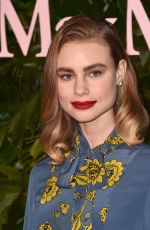 LUCY FRY at Max Mara WIF Face of the Future in Los Angeles 06/12/2018