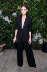 LUCY HALE at Max Mara WIF Face of the Future in Los Angeles 06/12/2018