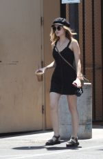 LUCY HALE Celebrates Her 29th Birthday at Cascabel Restaurant in Toluca Lake 06/14/2018