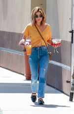 LUCY HALE in Jeans Out in Studio City 06/12/2018