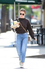 LUCY HALE Out and About in Los Angeles 06/18/2018