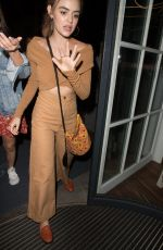 LUCY HALE Out and About in Paris 06/04/2018