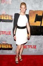 LUCY LIU at Luke Cage Series Premiere in New York 06/21/2018