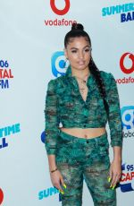 MABEL at Capital Radio Summertime Ball 2018 in London 06/09/2018