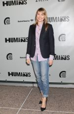 MADCHEN AMICK at The Humans Play Opening Night at Ahmanson Theatre in Los Angeles 06/20/2018