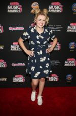 MADDIE POPPE at Radio Disney Music Awards 2018 in Los Angeles 06/22/2018