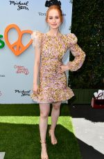 MADELAINE PETSCH at Children Mending Hearts Gala in Los Angeles 06/10/2018