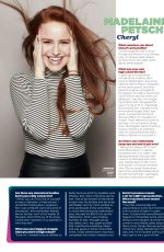 MADELAINE PETSCH in Seventeen Magazine, May/June 2018