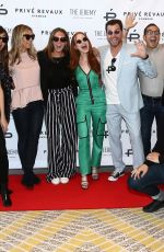 MADELAINE PETSCH Reveals New Prive Revaux Sunglass Color in Los Angeles 06/07/2018