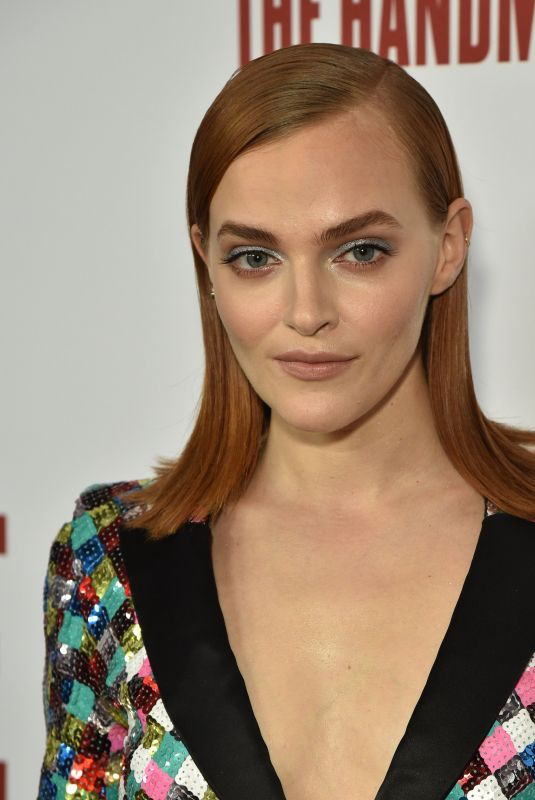MADELINE BREWER at The Handmaid