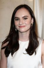 MADELINE CARROLL at 2018 Sally Awards in Los Angeles 06/20/2018