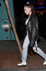 MADISON BEER Arrives at Doheny Room in Los Angeles 06/06/2018