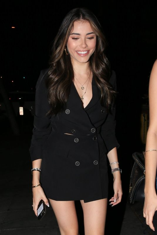 MADISON BEER at Delilah in West Hollywood 06/02/2018