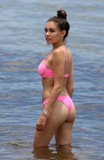 MADISON BEER in Bikini on the Beach in Miami 06/23/2018