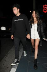 MADISON BEER Leaves Blind Dragon in West Hollywood 06/01/2018