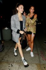 MADISON BEER Night Out in West Hollywood 06/15/2018