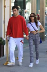 MADISON BEER Out and About in Los Angel 06/06/2018