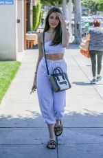 MADISON BEER Out for Lunch in Beverly Hills 06/08/2018