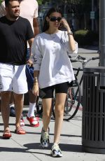 MADISON BEER Out for Lunch in Beverly Hills 06/13/2018