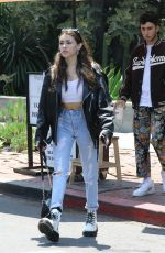 MADISON BEER Out Shopping in West Hollywood 06/07/2018
