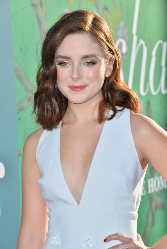 MADISON DAVENPORT at Sharp Objects Series Premiere in Los Angeles 06/26/2018