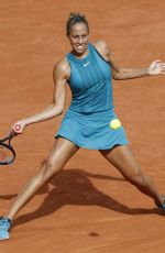 MADISON KEYS at French Open Tennis Tournament in Paris 06/07/2018