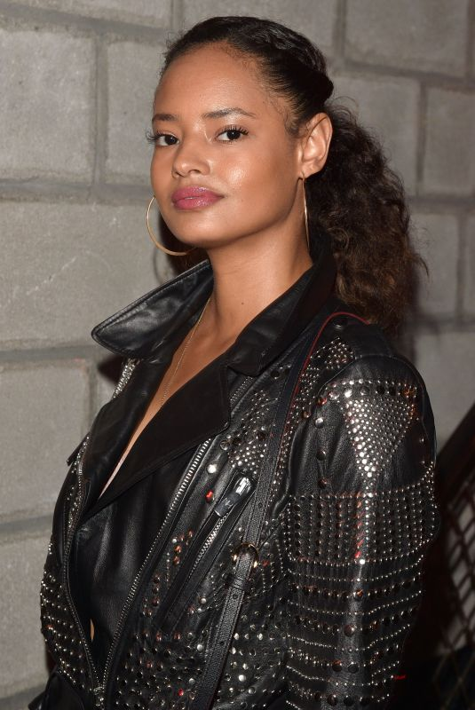 MALAIKA FIRTH at Backstage Secrets: A Decade Behind the Scenes at Victoria